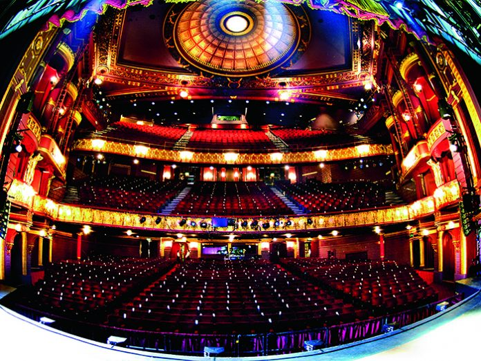 Manchester's Palace Theatre played host to a Nexo PA package from Orbital Sound, where the sound design gained praise from the show's producers.